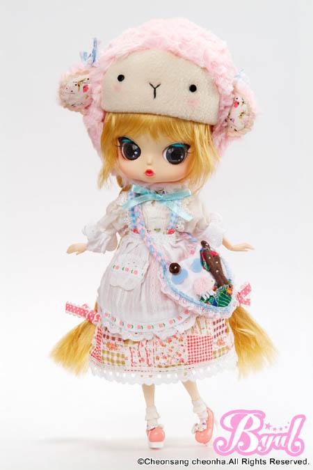 Byul Doll - Paulia